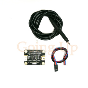 Image 2 - New DFRobot Gravity: 3.3 5.5V Analog TDS Sensor Module Water Solubility Conductivity for Water Quality Detection