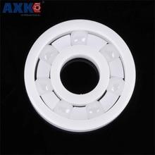 623 CE size 3*10*4mm 1 pcs Full ceramic bearings ZrO2 Zirconia ball Miniature Small bearings preservative Turn smoothly oilless цена 2017
