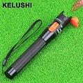 KELUSHI 10 mw 5 ~ 8 km de Metal Localizador Visual da Falha da Fibra Óptica Cable Tester Ferramenta Verificador De Fibra Óptica