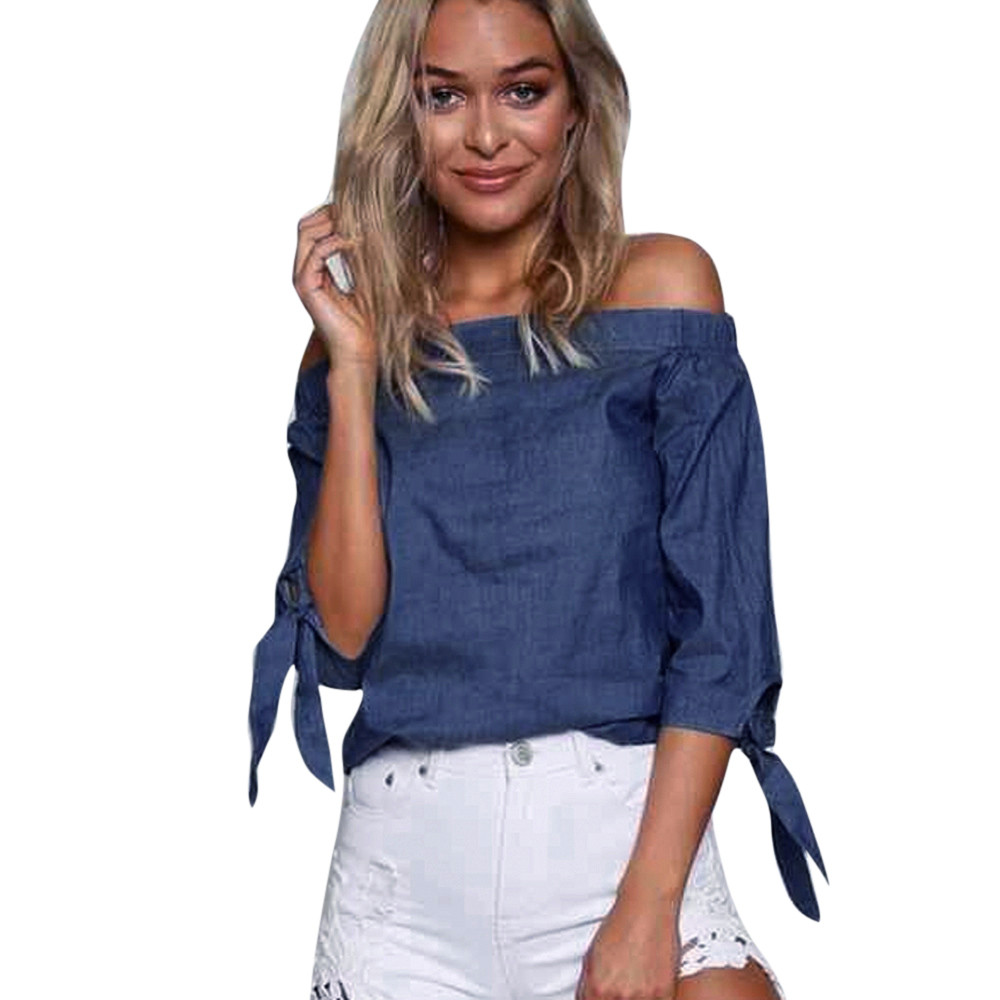 Popular Half Shoulder Shirt-Buy Cheap Half Shoulder Shirt lots ...