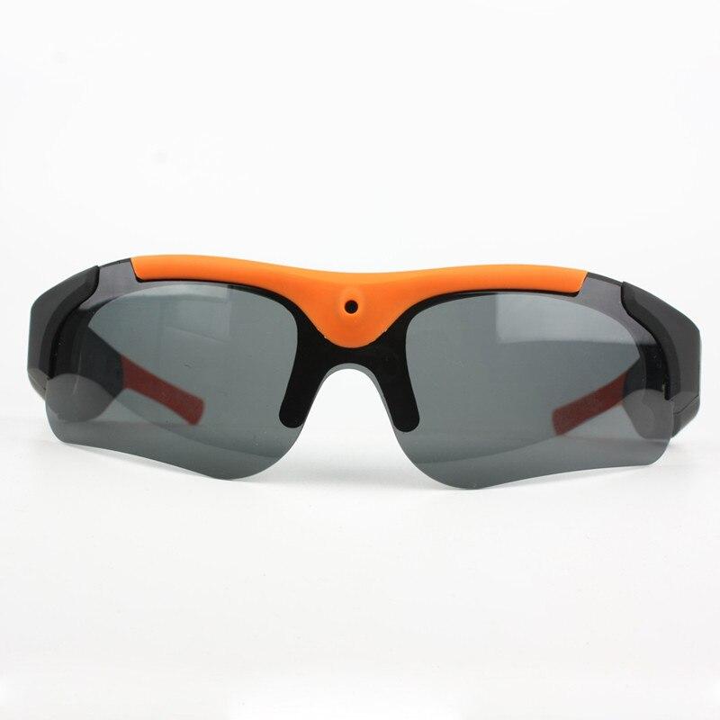2018 Original DV Sports Polarized Sunglasses Eyewear Video HD 1080P Camera DVR 75 Degree Recorder Cam