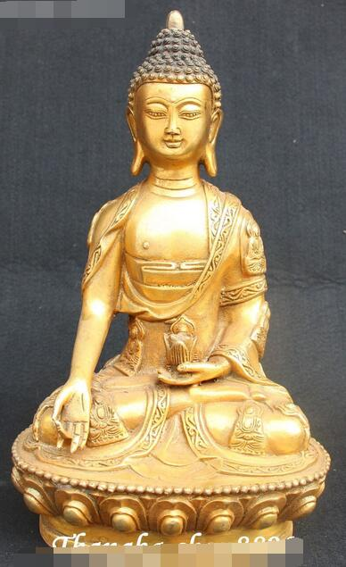 11 Tibetan Buddhism Bronze Seat Shakyamuni Sakyamuni Amitabha Buddha Statue11 Tibetan Buddhism Bronze Seat Shakyamuni Sakyamuni Amitabha Buddha Statue