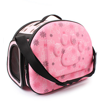 New Pet Dog Bag Cat Carrier Bag Pet Sleeping Portable Foldable Bag Travel Puppy Carrying Backpacks hamster Guinea pig cage house