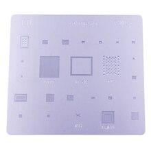 Новые наборы трафаретов для пайки BGA припой шаблон Набор для iPhone 5S 6 6s Plus IC чип Ремонт Инструменты