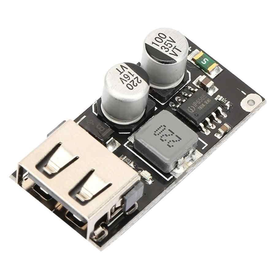 Модуль преобразователя постоянного тока 6-32 в 12 В 24 В преобразователь напряжения QC3.0 понижающая плата преобразования для зарядки USB