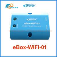 EBox-WIFI-01, rs485 ao conversor de wifi para epsolar epever controlador solar LS-B VS-BN tracer-bn tracer-a série wifi elog01
