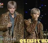 Winter Thicken Warm Leopard Faux Fur Coats Mens Casual Medium Long Overcoat Men Fur Trench Coat