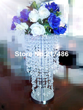 OnnPnnQ Tall Clear For Wedding Centerpieces Glass Vase