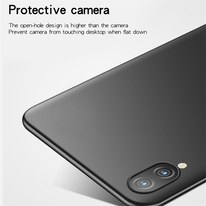Image 5 - ViVO Y93 Case Silm Shockproof Cover Luxury Ultra Thin Smooth Hard PC Phone Case For ViVO Y93 Back Cover For Vivo Y 93 Fundas-in Fitted Cases from Cellphones & Telecommunications