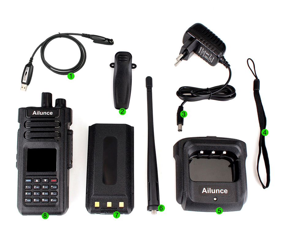 (GPS) 10W HD1 Air 24