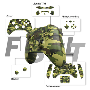 Image 3 - RETROMAX Full Set Of Shells For Xbox one Slim Replacement Case With Small Buttons For Xbox one Slim Wireless Controller