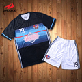 retro soccer jersey Sublimation printing colorful pattern shirt personalized football jerseys Custom Men's camisa s de futebol