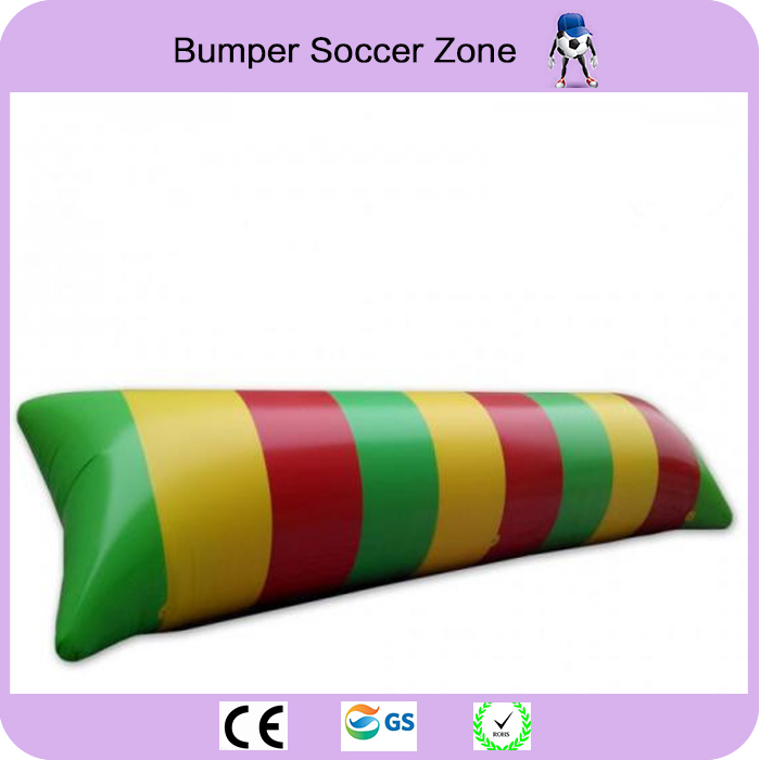 Free Shipping 10x3m Inflatable Water Blob Jumping Pillow Blob Catapult Inflatable Jumping Pillow Water Trampoline With a Pump free shipping 7 3m inflatable water pillow inflatable water blob jump bag inflatable trampoline free pump repair kits