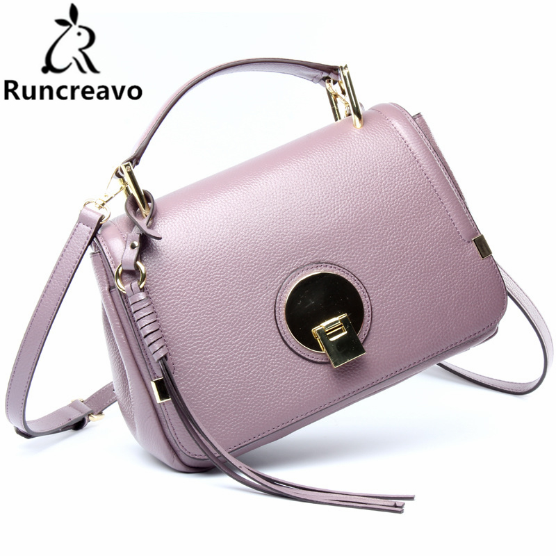women shoulder messenger bags genuine leather handbag female fashion crossbody bag ladies solid small tote bag purse стоимость
