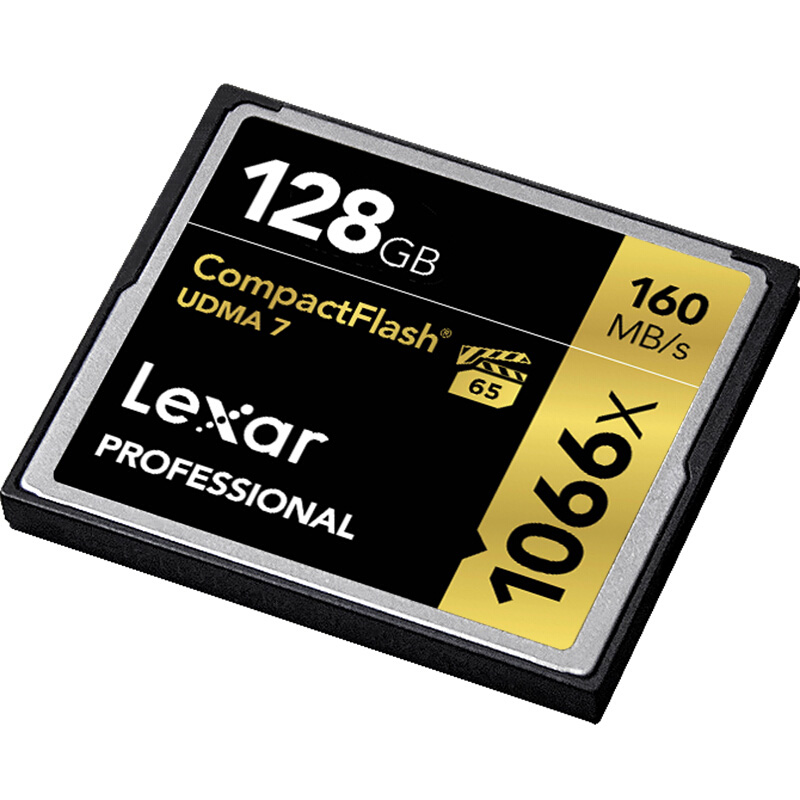 Image 5 - Lexar CF Card 128GB 1066x Flash Memory Card Max 160MB/s Professional CompactFlash Cards For Full HD 3D And 4K Video memoria kart-in Memory Cards from Computer & Office