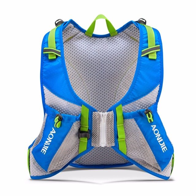 AONIJIE Outdoor Trail Running Marathon Hydration Backpack Lightweight Hiking Bag With+ 1.5L Hydration Water Bag For Men Women
