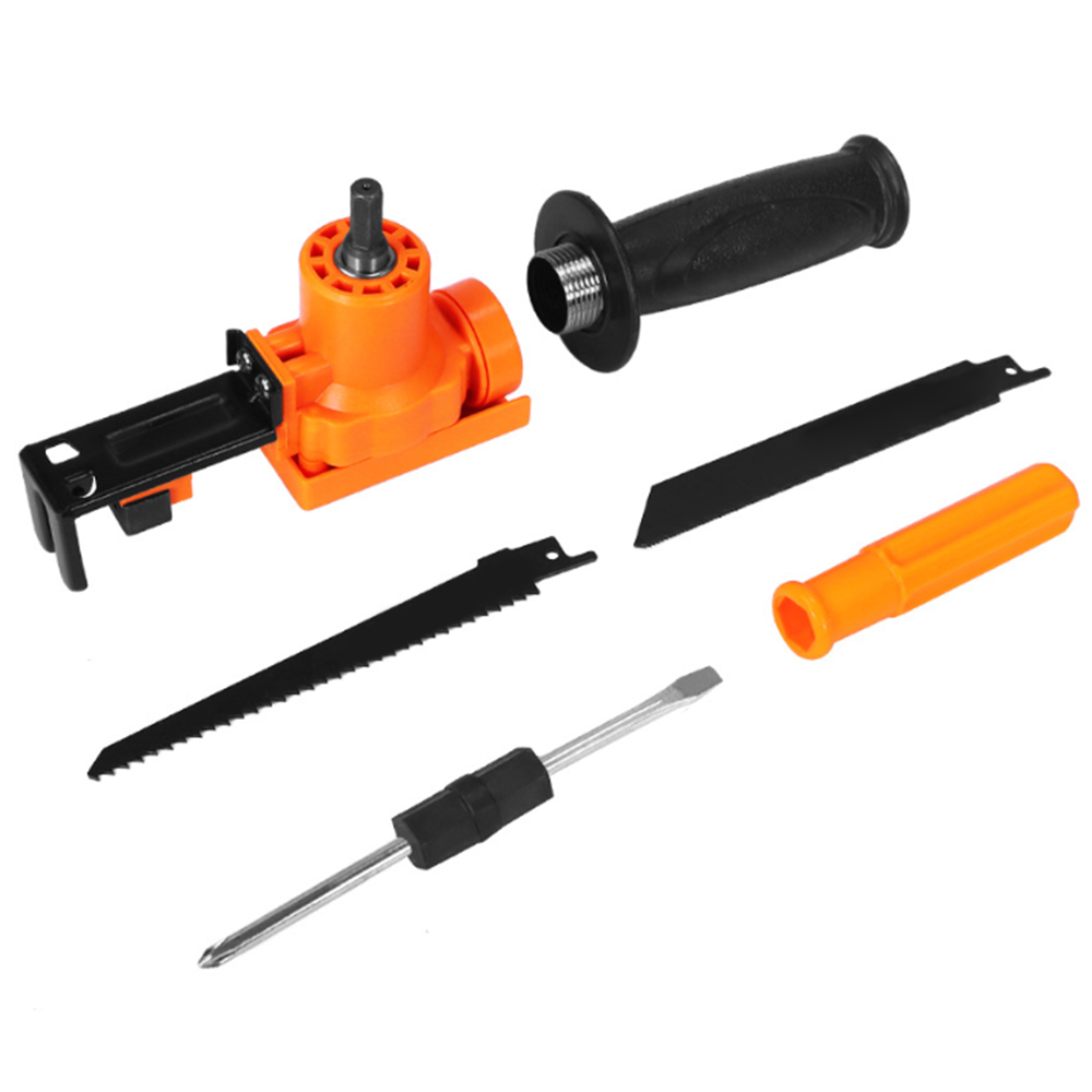 Reciprocating Saw Electric Saber Saw Reciprocating Saw Attachment For Wood Metal Chain Saws Cutting Power Tool