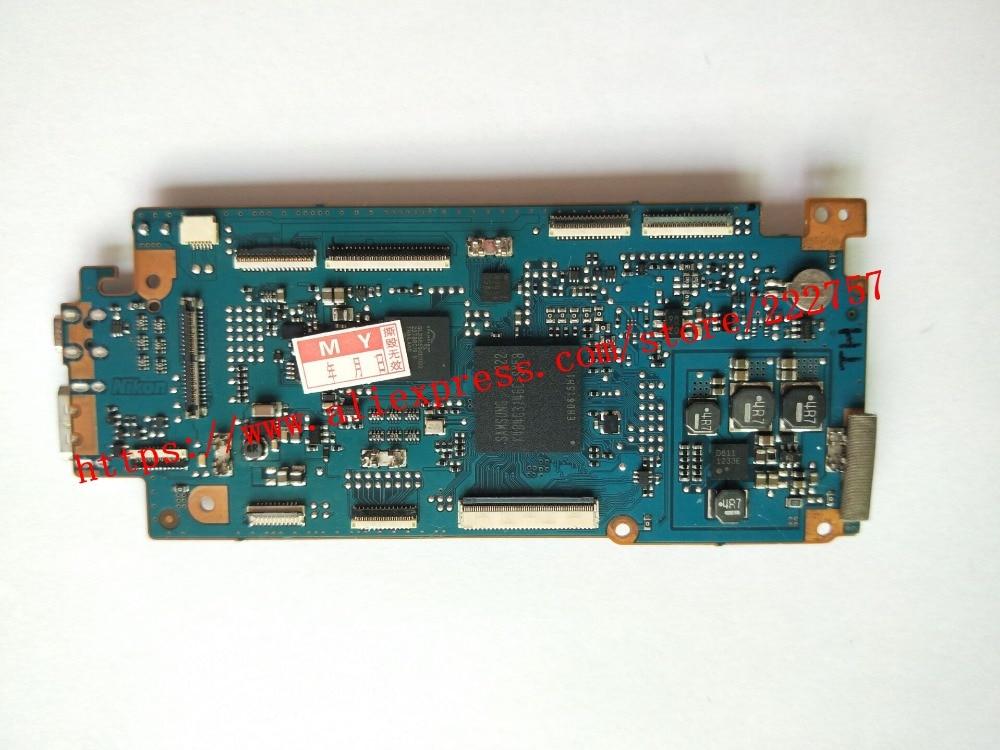 Original For Nikon D5200 Main Board MotherBoard MCU PCB Board Unit Camera Repair Part