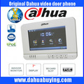 Original DAHUA Doorbell Camera Doorbell Intercom System Color 7-inch Color Indoor Monitor Touch screen VTH1520A