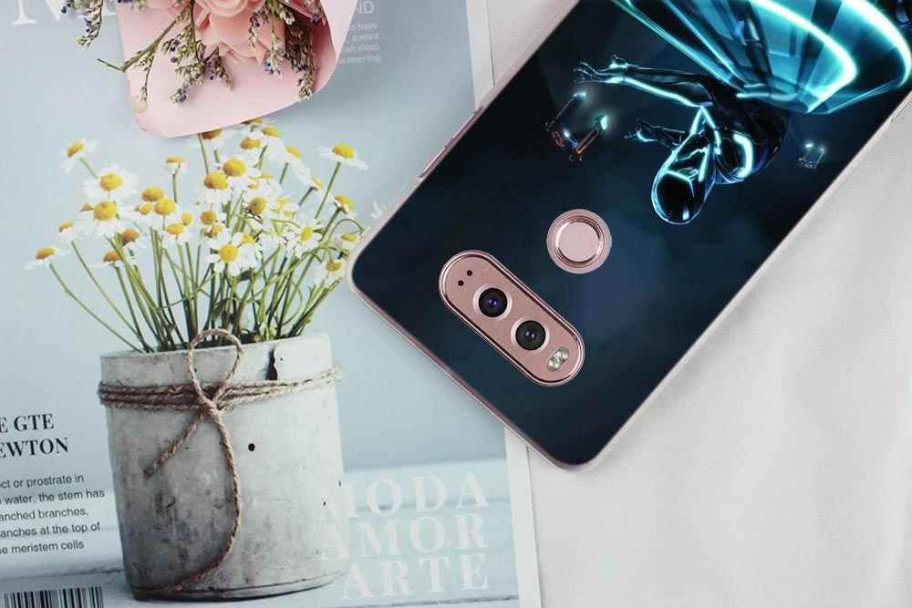Tron Legacy Copertura Della Cassa Del Telefono Per LG G6 Per LG G6 G600 Q6 K8 K10 2017 K8 K9 K10 2018 v20 V30 G5 G7 G4 G3