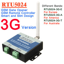 RTU5024 3G Version GSM Gate Opener Relay Switch Remote Access Control By Free Call iphone and android app support