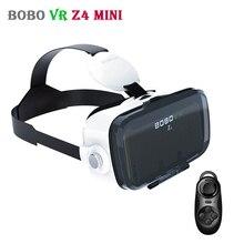 xiaozhai BOBOVR Z4 mini Google Cardboard 3D Virtual Reality Headset VR Glasses Helmet vrbox Head Mount for Smartphone 4-6'