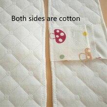 2Pcs/lot Thin Reusable Menstrual Cloth Sanitary Soft Pads Napkin Washable Waterproof Panty Liners Women 19cm 2018 New