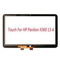 13.3 INCH For HP Pavilion X360 13A 13 A010DX 13.3 Touch Screen Digitizer Glass Sensor