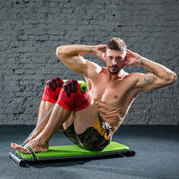Sit Up Abdominal Bench Fitness Board