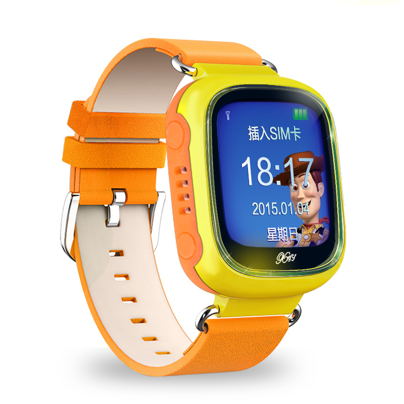 Luxury Bluetooth font b Smart b font Watch Fashion Wrist Smartwatch children Wristwatch Wearable Digital Device