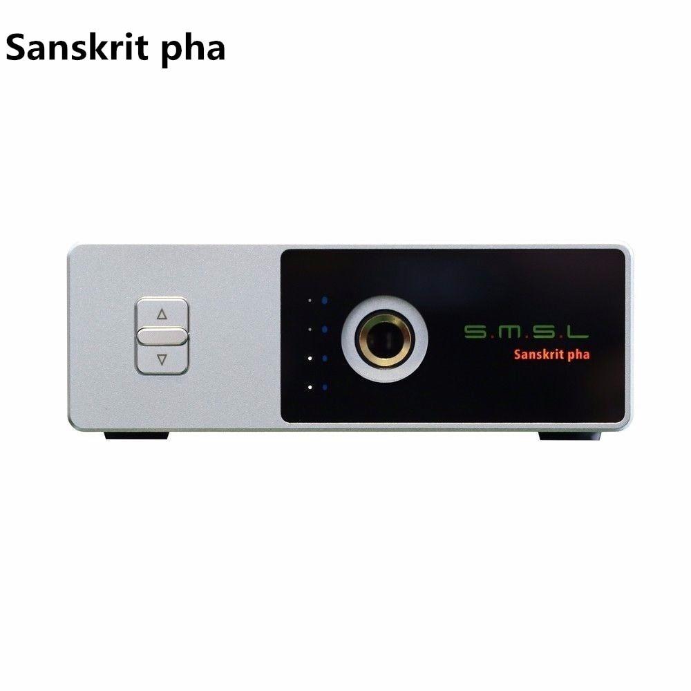 SMSL Sanskrit PHA Pré-amp Machine AudioMini Intégré Numérique Stéréo Panda Costume