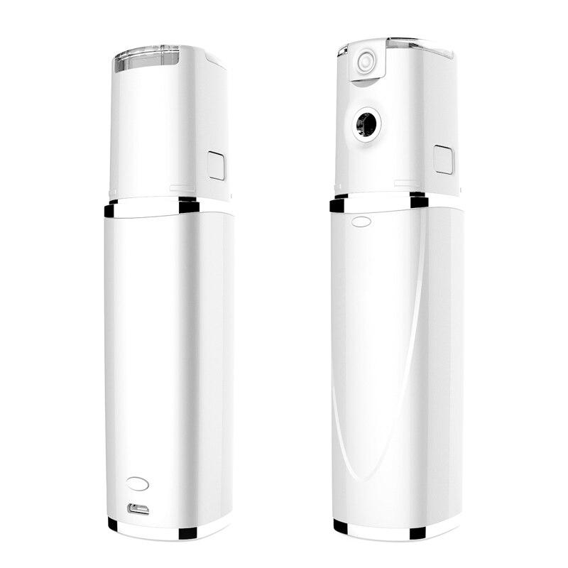 Portable Mist Sprayer Dry & Oil Skin Promote Facial Absorption Moisturizing Reactivate Multi-function Facial Beauty Nano SprayerPortable Mist Sprayer Dry & Oil Skin Promote Facial Absorption Moisturizing Reactivate Multi-function Facial Beauty Nano Sprayer
