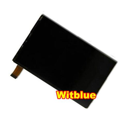 Witblue New LCD display Matrix for 7 RESTIGIO MULTIPAD WIZE 3787 3G PMT3787 3G  Tablet LCD Screen panel Module Replacement new lcd display for 10 1 prestigio multipad wize 3111 pmt3111 3g tablet lcd screen panel matrix replacement free shipping