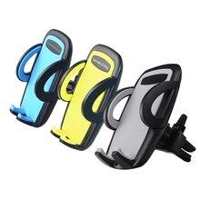 Telefone do carro Titular Respiradouro de Ar Do Telefone Móvel suporte De Tomada de Multi-função Suporte para Telefone Mount Holder Styling Acessórios
