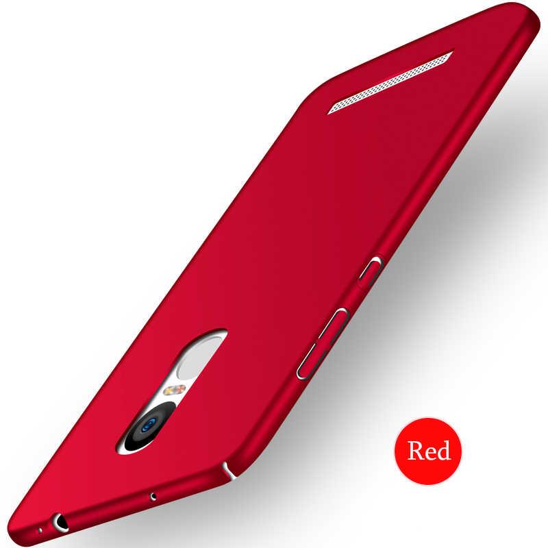 الأحمر mi 5 زائد 4A 3s 4 3 برو ماتي حالة ل شياو mi mi A1 5 5s 6 ملاحظة 4 النسخة العالمية 4X 5A طبعة خاصة البلاستيك 360 كابا غطاء