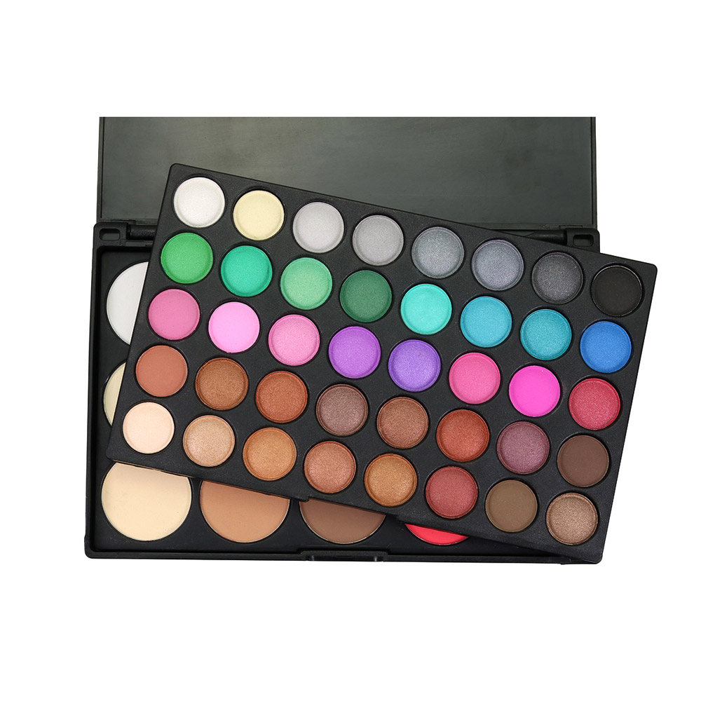 the Nudes 12 Colors Pro Matte Eye Shadow Cosmetic Make Up