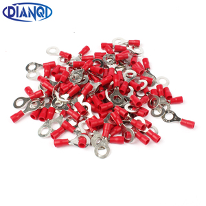 DIANQI RV1.25-6 Red 22-16 AWG