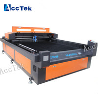 ACCTEK 1390 1610 1325 150W 180w 260W Tube Laser Cutting Machine Hot Sale Steel Plate Laser