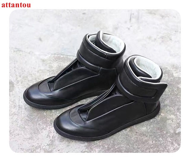 Aliexpress Com Buy Men S Casual Shoes Hot Sale Men Black Shoes