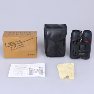 Image 5 - 30*60 folding mini binoculars high definition low light night vision outdoor bird watching concert available