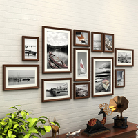 Wood Frames for Wall Photo Frames Wall Decoration Creative Photo Frames for Picture Vintage Picture Frames Porta Retratos