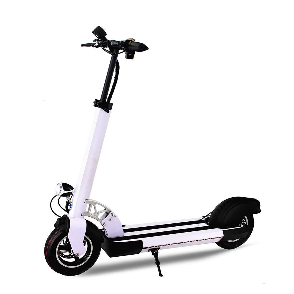 150 kg carga máxima 2 ruedas Scooter eléctrico inteligente 10 pulgadas