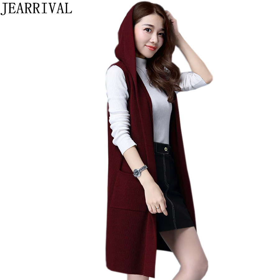 Online Buy Wholesale sleeveless hooded cardigan from China ...