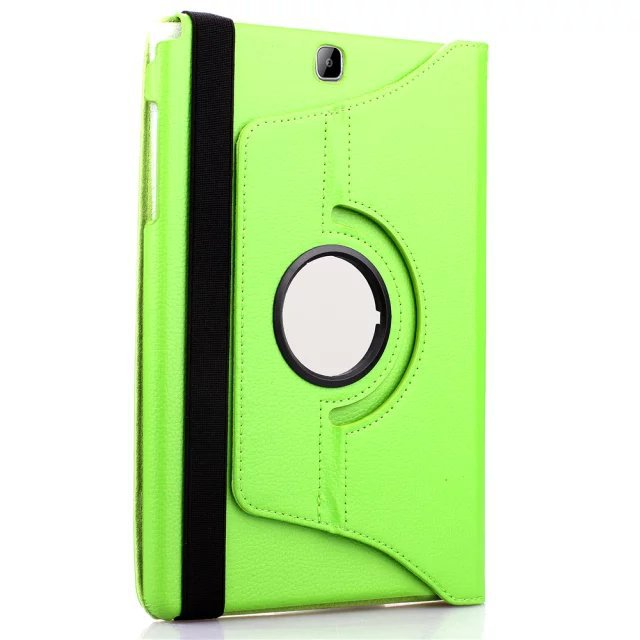 New Hot 360 Degree Rotating Case Stand Case Pu Leather Case Cover For Samsung GALAXY Tab A 9.7