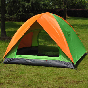 VILEAD Authentic Outdoor 2 Person Tent Camping Tent Lovers Tent Couples Camping Best Use in the Sunshine Outing Picnic high quality outdoor 2 person camping tent double layer aluminum rod ultralight tent with snow skirt oneroad windsnow 2 plus