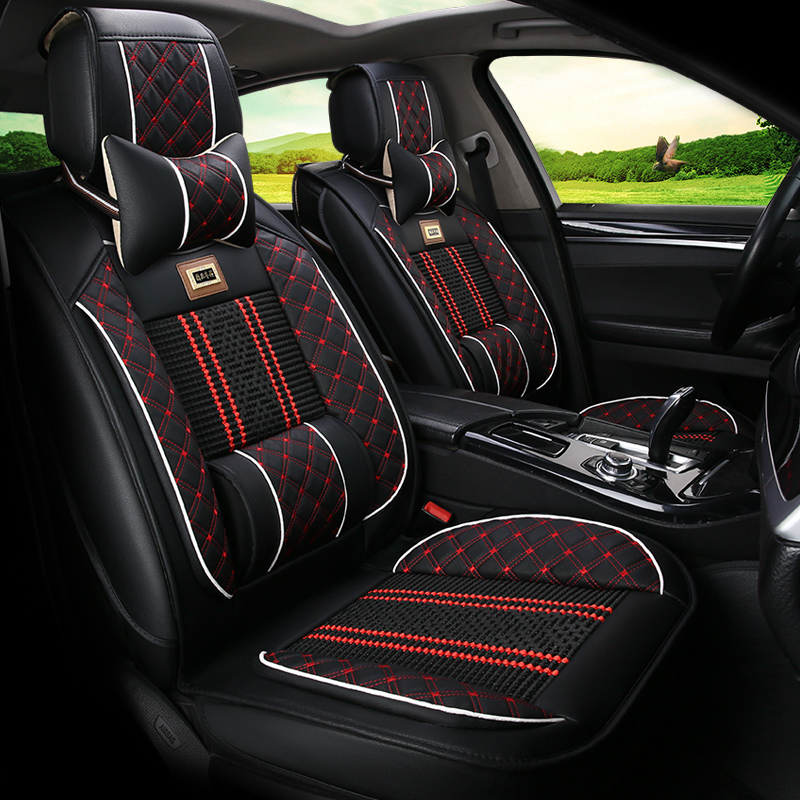 Four Seasons General Car Seat Cushions Car pad Car Styling Car Seat Cover For Volkswagen Beetle CC Eos Golf Jetta Passa