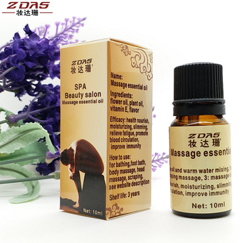 цена на Bodys Treatment Shower Oils perfume France sandalwood essential oil aromatherapy aroma-free Replenisher rattan SPA massage 3 pcs