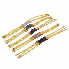 1 Pcs Velocity Elastic Elastica Bungee Rubber Band for Slingshot Catapult Hunting 3050