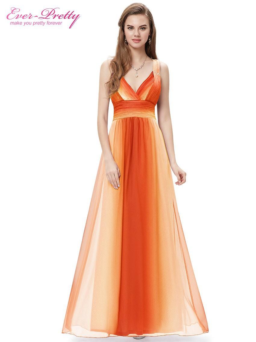 Evening Dress Ever Pretty HE09735 Sexy V neck Cross Back Print Shade ... 708bc61eb396