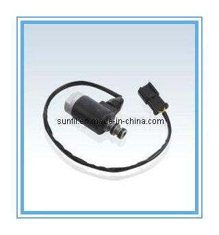 Запасных частей PC120-6 электромагнитный клапан, экскаватор запасные части 203-60-56180